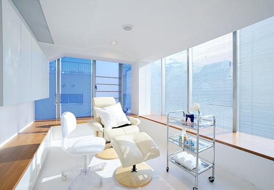 Nail & Eyelash Private room